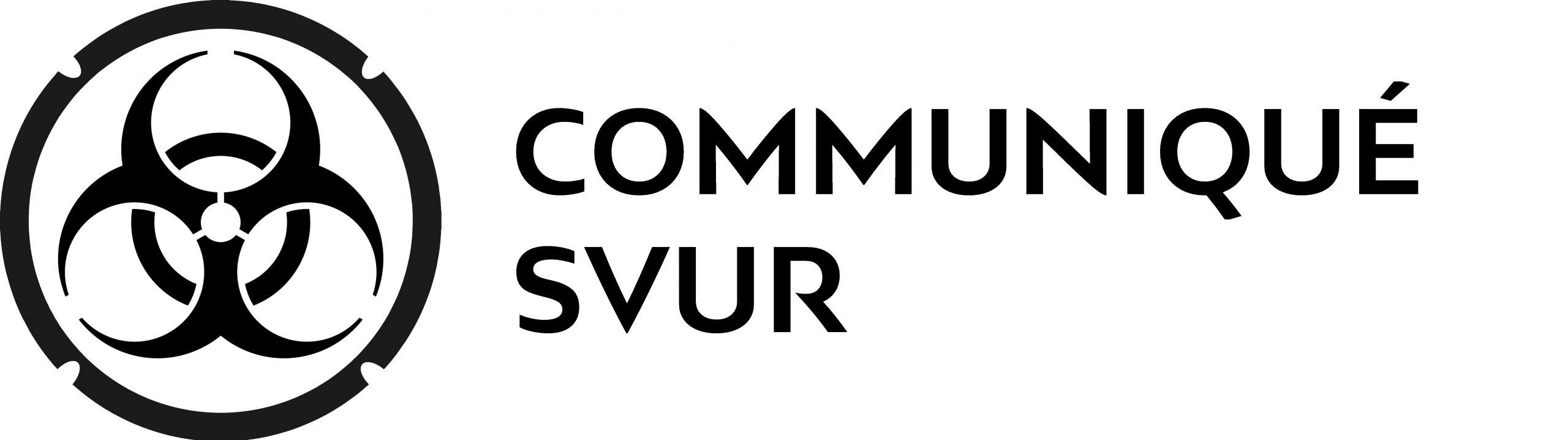 Communiqué SVUR